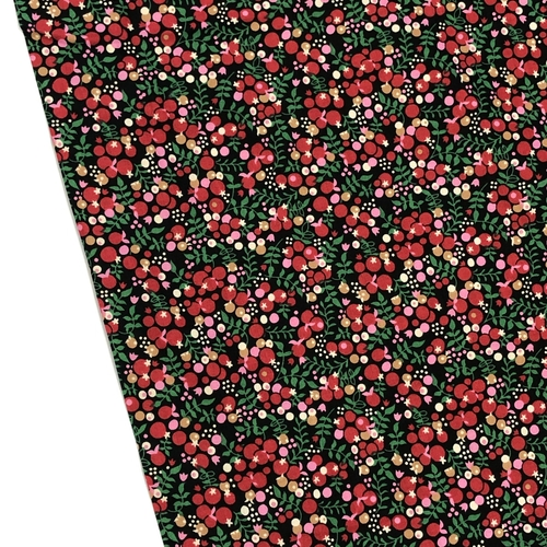 Cranberry Dream Pima Cotton Lawn