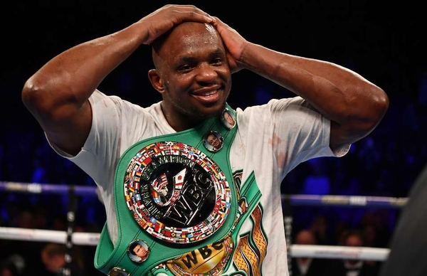 LONE WOLF: Whyte de-sensitised by WBC conduct yet continues to assert himself as #1 chief contender