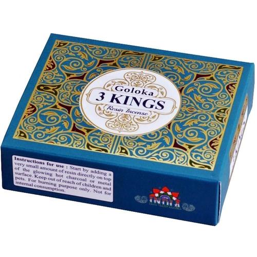 Goloka Three Kings Resin Incense