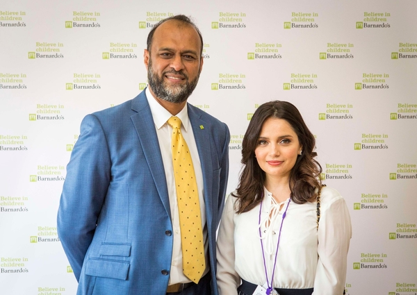 Prominent British Asians show their support for Barnardo's at Annual Parliamentary Reception
