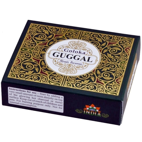 Goloka Guggal Resin Incense