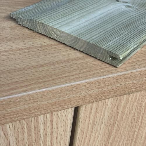13mm T&G Shiplap Timber