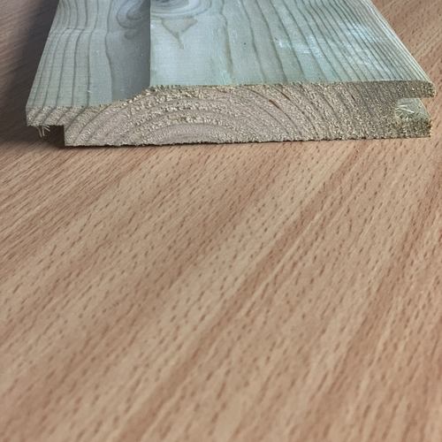 19mm T&G Shiplap Timber