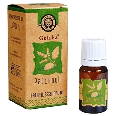 Goloka Patchouli Essential Oil