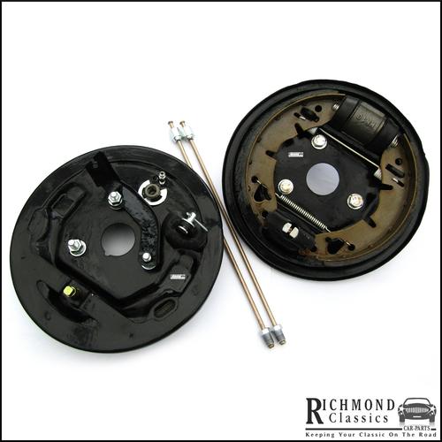 Classic Mini Rear Back Plates - Built - 21A1058, 21A1060
