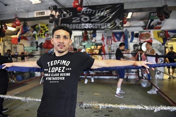 Friday: Teofimo Lopez Set to Begin Lightweight Takeover Against Masayoshi Nakatani LIVE on ESPN+