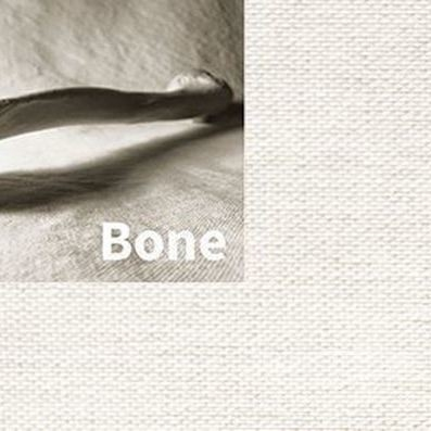 SQUID® - Bone - Transparent Fabric