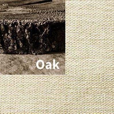 SQUID® - Oak - Transparent Fabric