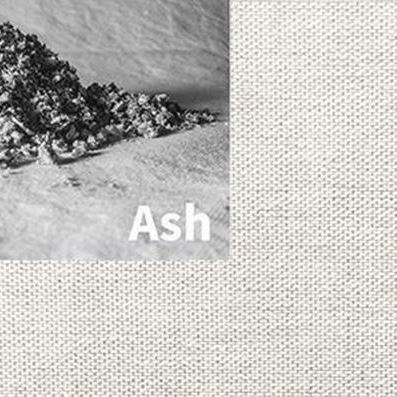 SQUID® - Ash - Transparent Fabric