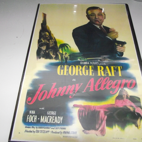 JOHNNY ALLEGRO 1949 DVD