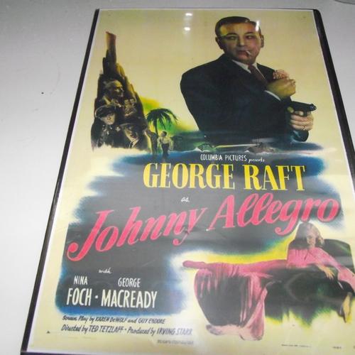JOHNNY ALLEGRO 1949 DVD
