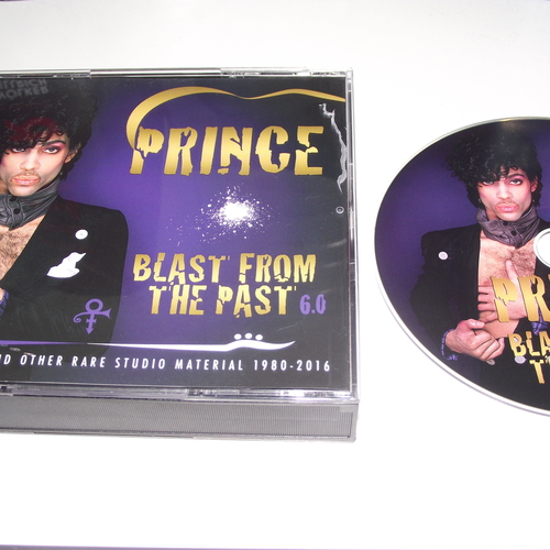PRINCE BLAST FROM THE PAST VOLUME 6