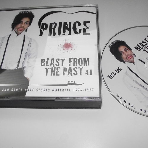 PRINCE BLAST FROM THE PAST VOLUME 4