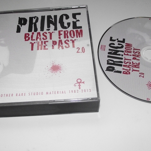 PRINCE BLAST FROM THE PAST VOLUME 2