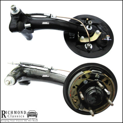 Reconditioned Classic Mini Rear Radius Arms, Complete and Built Up - NAM7162, NAM7163