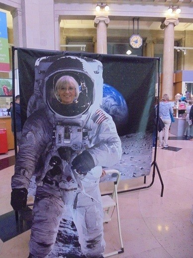 Apollo 11 Fiftieth Anniversary Event at National Museum Wales, Cardiff - 20 July 2019