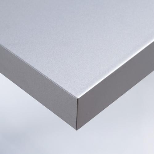 Cover Styl'® Q1 - Matt Aluminium