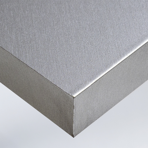 Cover Styl'® Q50 - Dark Brushed Silver