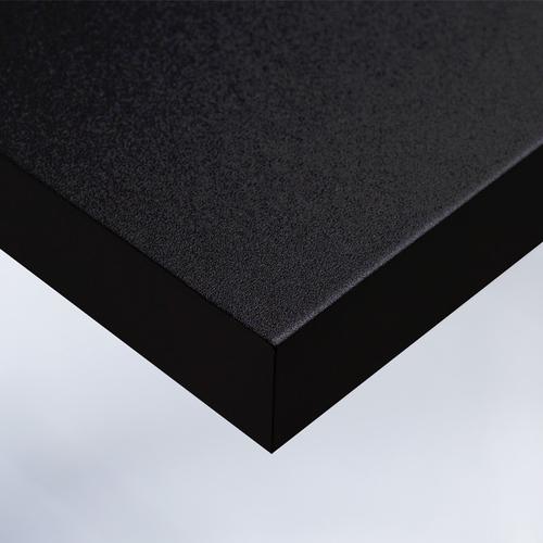 Cover Styl'® K1 - Matt Black Velvet Grain