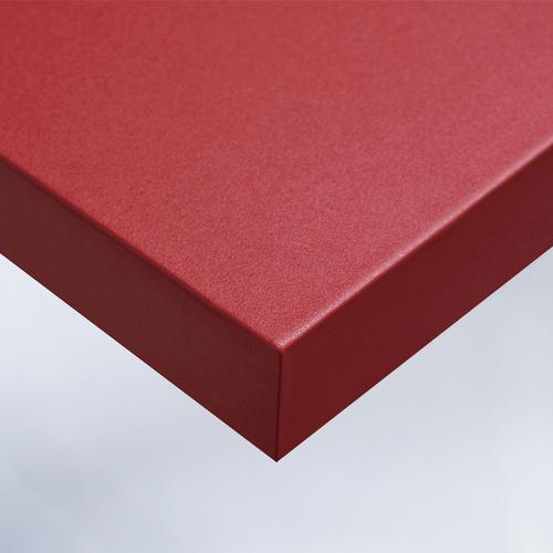 Cover Styl'® L2 - Orangey-Red Velvet Grain