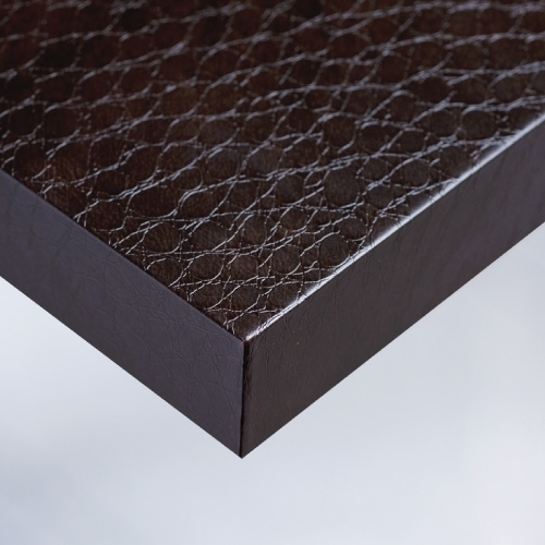 Cover Styl'® X7 - Dark Brown Leather Snake Skin