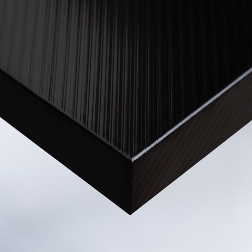Cover Styl'® S1 - Black Vertical Striped