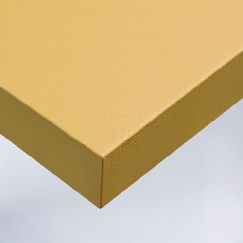 Cover Styl'® M1 - Sun Yellow Velvet Grain