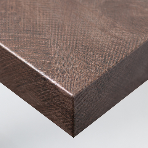 Cover Styl'® NE33 - Brushed Brown Fabric