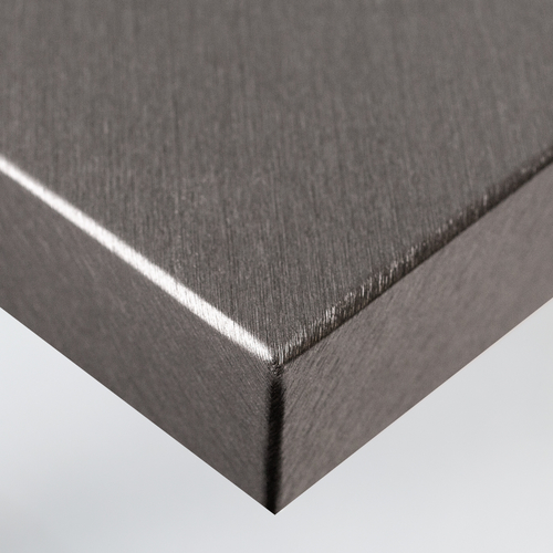 Cover Styl'® NE49 - Soft Brushed Dark Silver
