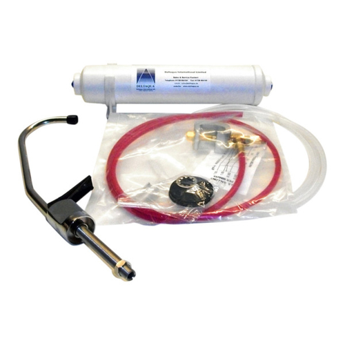 In-line Carbon Filter Unit - Complete Kit