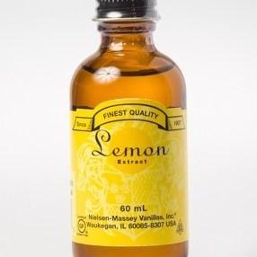 Nielsen Massey Lemon Extract 60ml
