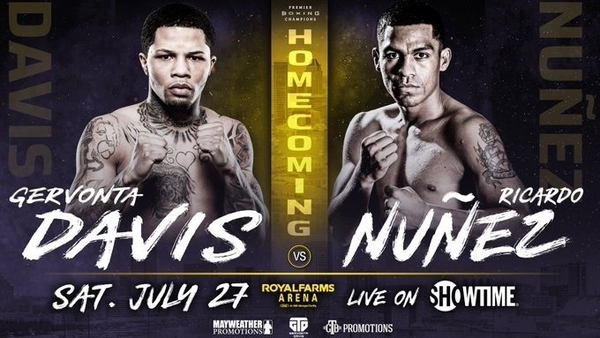 Naive Gervonta approaches Nunez with newly revived mentality