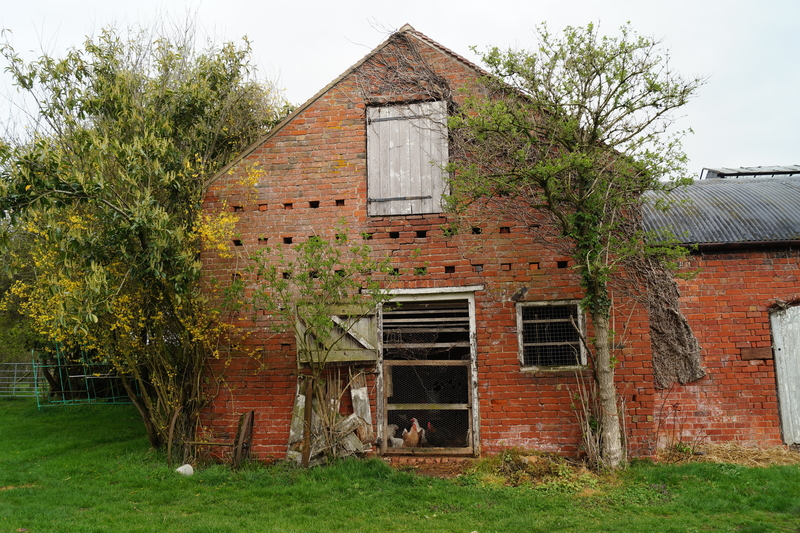The Mill House, Ercall Magna