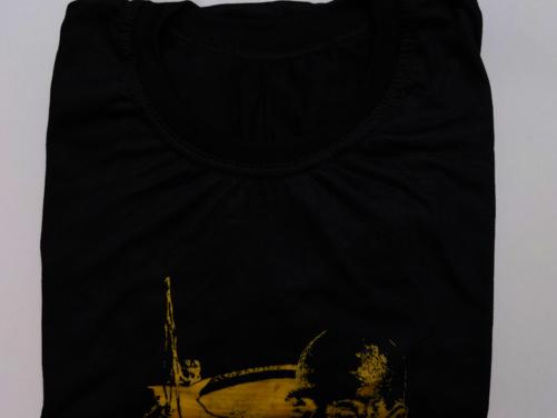 Mestre Pastinha T Shirt - Black (P)