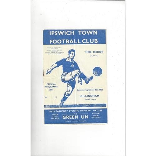 Gillingham Away Football Programmes