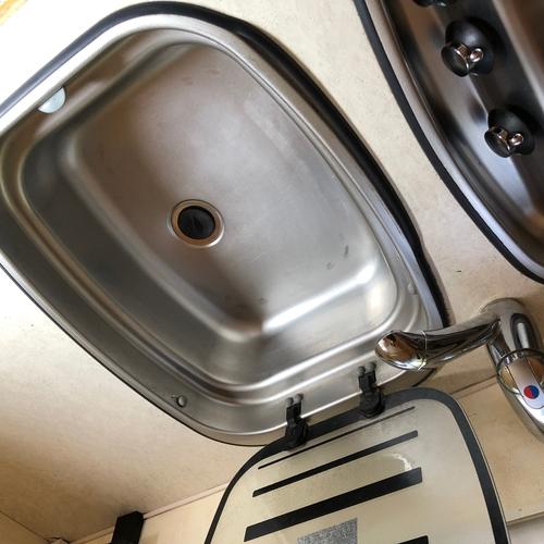 Elddis Autoquest 115 Motorhome 2 Berth 2008 Peugeot Boxer 1 Owner 35624 Miles