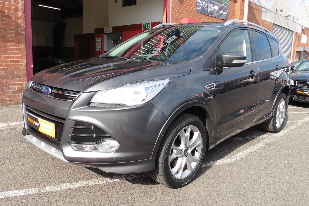 Ford Kuga 2.0 TDCi Titanium Sport 5dr - Full Service - Bluetooth - Sat Nav!