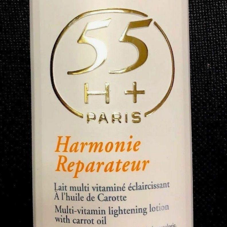 55H+ Paris Harmonie Reparateur Multi-Vitamin Lotion