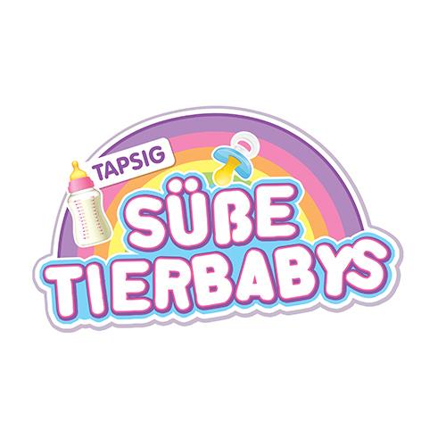 Tapsig Süße Tierbabys