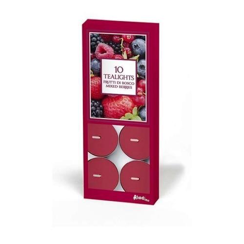 Aladino Mixed Berries Tealights
