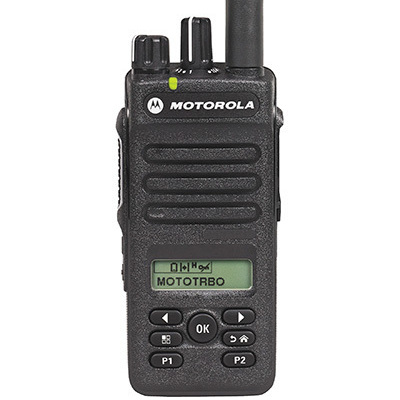 Motorola DP2600e Digital Radio