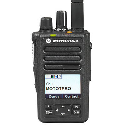 Motorola DP3661e Digital Radio