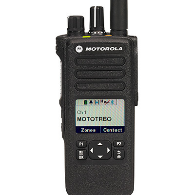 Digital Hand Portable Radios