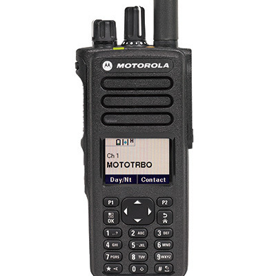 Motorola DP4800e Digital Radio