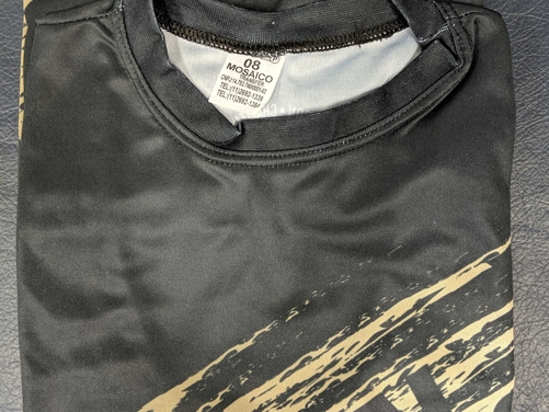 Kids QMC Crew Tshirt - Black