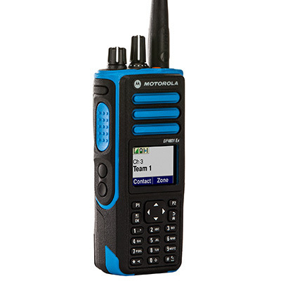 Motorola DP4801Ex ATEX Digital Radio