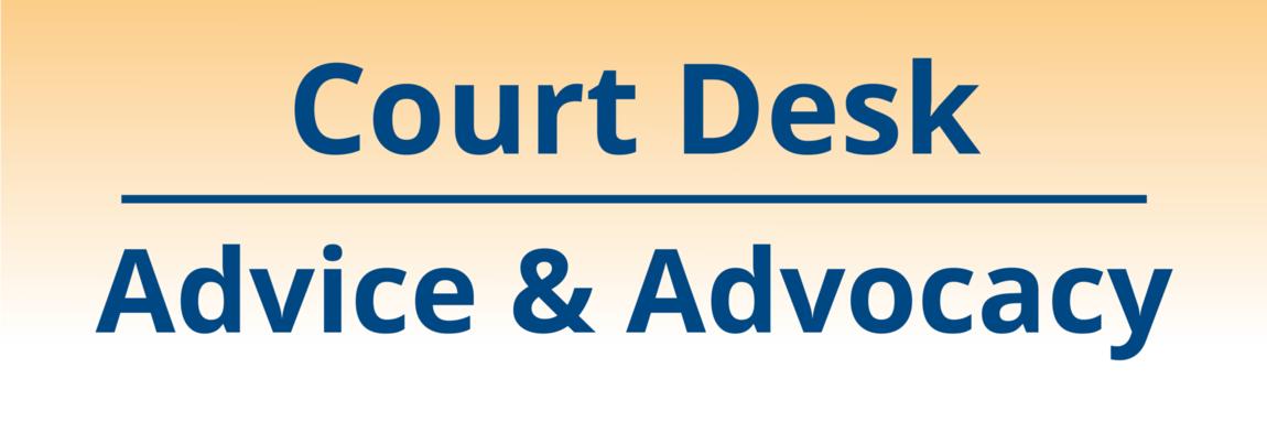 Court Desk