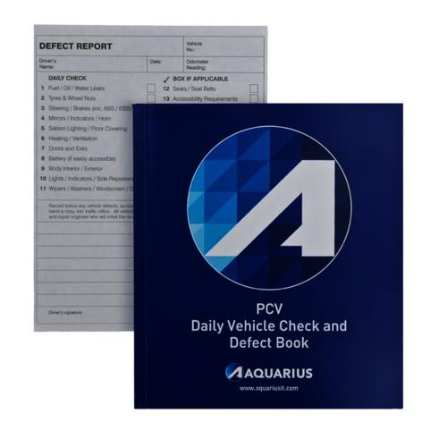 PCV Defect Book