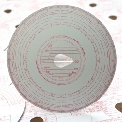 125 Analogue Tachograph Charts