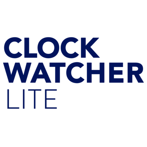 ClockWatcher Lite